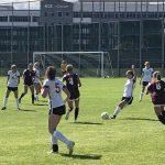 Girls Junior Varsity Soccer falls to West 3 – 2