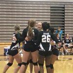 Girls Freshman Volleyball beats Hillcrest 3 – 0