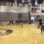 Girls Freshman Volleyball falls to Brighton