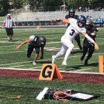 JV Football falls to Corner Canyon