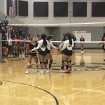 Girls Varsity Volleyball falls to West 3 – 0