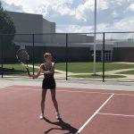 Girls Varsity Tennis falls to Herriman