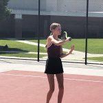 Girls Varsity Tennis vs Bingham