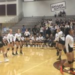 Girls Sophomore Volleyball falls to Copper Hills 3 – 0