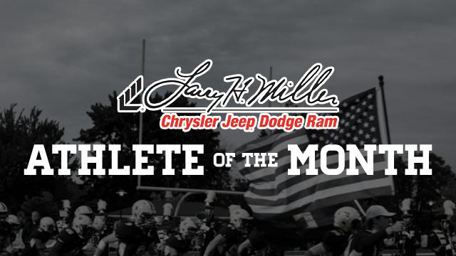 VOTE: Larry H. Miller Chrysler Jeep Dodge Ram September Athlete of the Month