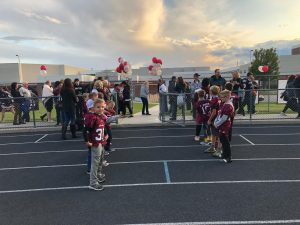 Homecoming Football vs Riverton