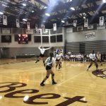 Girls Junior Varsity Volleyball falls to West