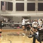 Girls Sophomore Volleyball falls to Riverton 3 – 0