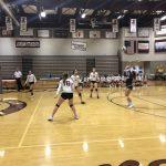 Girls Varsity Volleyball falls to Riverton