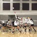 Girls Junior Varsity Volleyball falls to Copper Hills