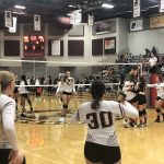Girls Sophomore Volleyball falls to Copper Hills 3 – 2