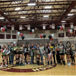 Girls Varsity Volleyball falls to Copper Hills 3 – 0