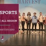 Fall Sports-Academic All-Region 3