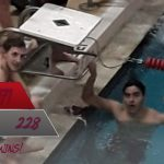 Coed Varsity Swimming beats Bear River 228 – 171