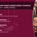 JHS Athletics Away Events 12/2-12/7