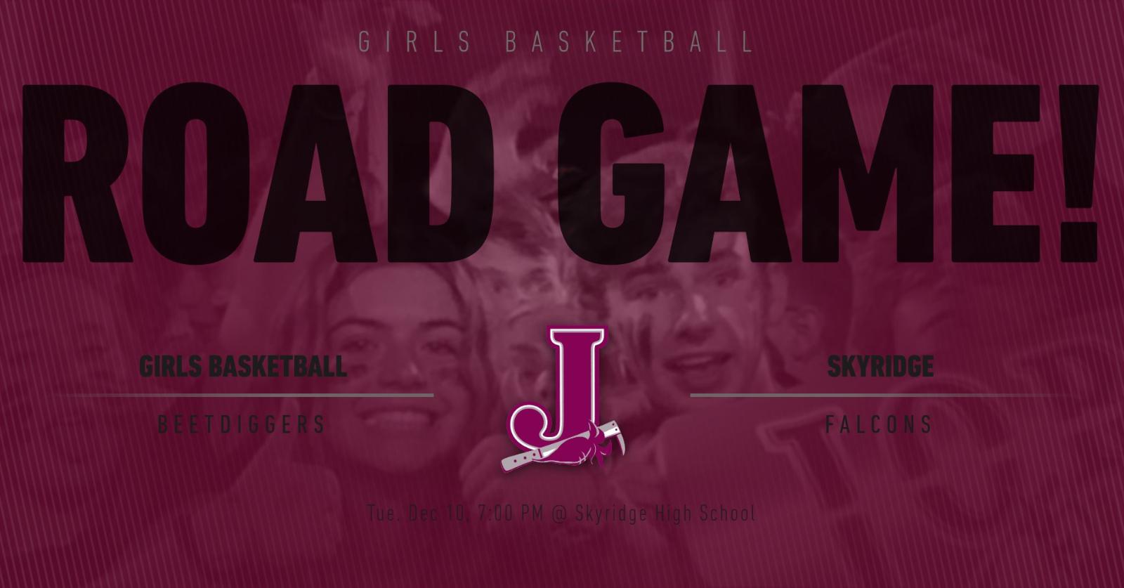 Girls Basketball @ Skyridge