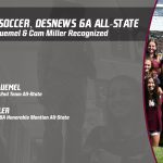 Bluemel, Miller – DesNews All-State
