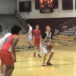 Boys Sophomore Basketball beats Granger 63 – 44
