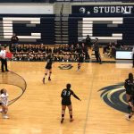Volleyball @ Corner Canyon