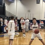 Boys Junior Varsity Basketball falls to Bishop Gorman 62 – 47