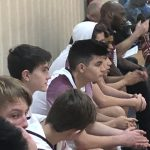 Boys Sophomore Basketball Falls to Bahamas