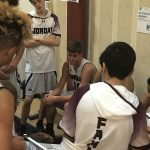 Boys Sophomore Basketball beats Valley 68 – 44