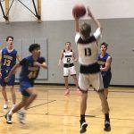 Boys Junior Varsity Basketball beats Taylorsville 72 – 61