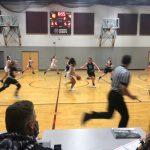 Girls Basketball vs West Jordan
