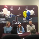Emily Moss Signs with SLCC