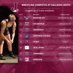 Wrestling Wins 4 Duals @ Gallegos Invite