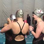 Dec 19, 2019 -Coed Varsity Swimming beats Timpanogos 223 – 106