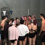 Dec 6-7, 2019-Coed Varsity Swimming finishes 5th place at Silver Rush Invitational