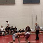 Varsity Wrestling falls to Grand Junction