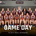 Game Day: Girls Basketball