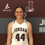Sophs Player of Game: Kirsten Oldham, Girls Sophomore Basketball beats Bingham 34 – 24