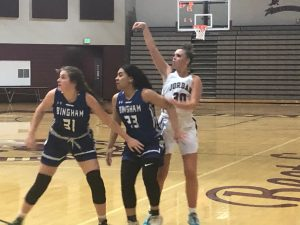 Photos: Girls Basketball vs Bingham