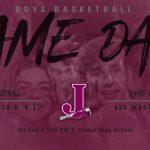 Boys Basketball Game Day!
