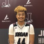 Nate Ma'aiva named Player of Game as Jordan beats West