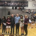 Girls Basketball: Senior Night vs Copper Hills