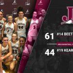 Girls Basketball Advances in Playoffs!