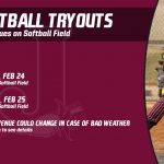 Softball Tryouts!