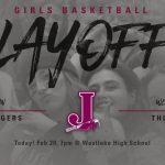 Girls Basketball: Game Day!