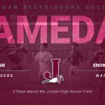 Jordan Soccer GAMEDAY v Snow Canyon