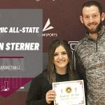 Kaitlyn Named Academic All-State…Again!