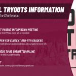 Drill Tryouts – RECORDED Parent Meeting