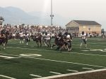 Varsity Football falls to Lone Peak