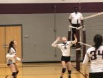 Girls Freshman Volleyball falls to Judge Memorial Catholic 3 – 0