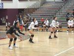 Girls JV Gray Volleyball beats Judge Memorial Catholic 3 – 1