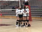 Girls Freshman Volleyball falls to Corner Canyon 2 – 0