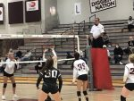 Girls Freshman Volleyball falls to Alta 2 – 0